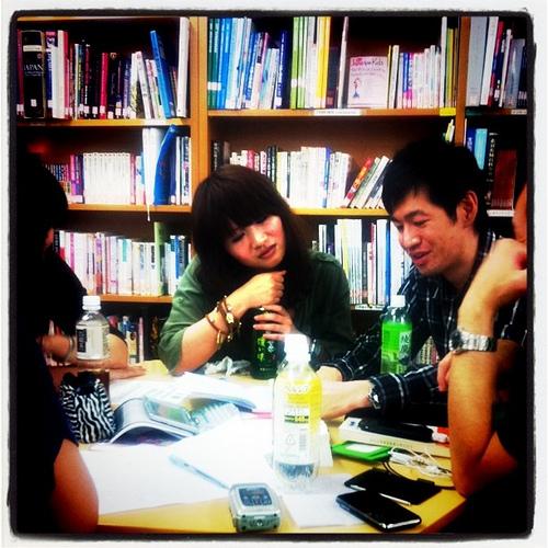 留学前に中国語を勉強中