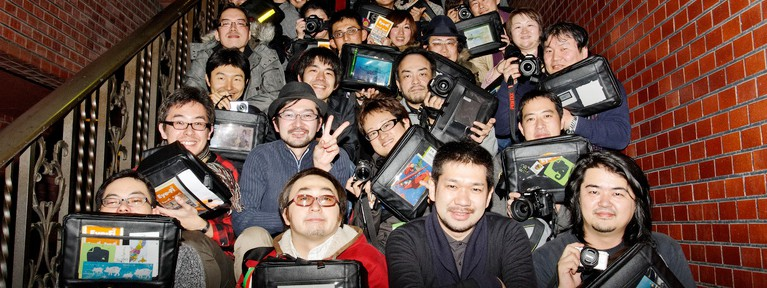 とれるカメラバッグユーザーイベント集合写真