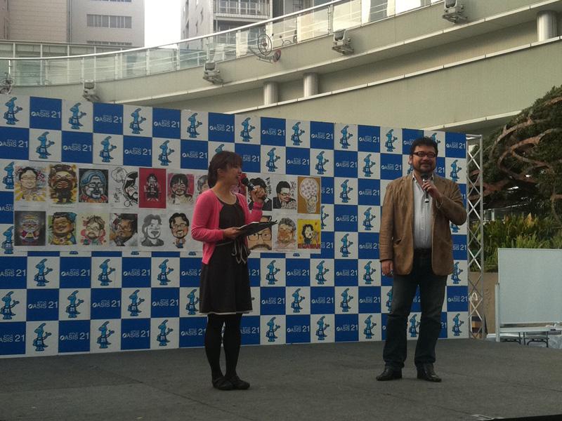 名古屋出身の漫画家の江川達也さん