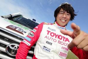 ダカール・ラリーで3回優勝した三橋淳